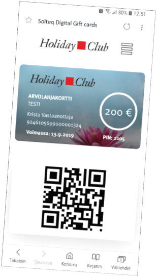 Digilahjakortti_Holiday_Club