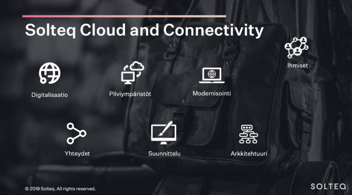 Solteq Cloud & Connectivity