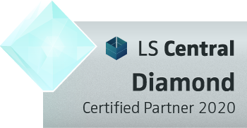 LS Central Diamond - Certified Partner