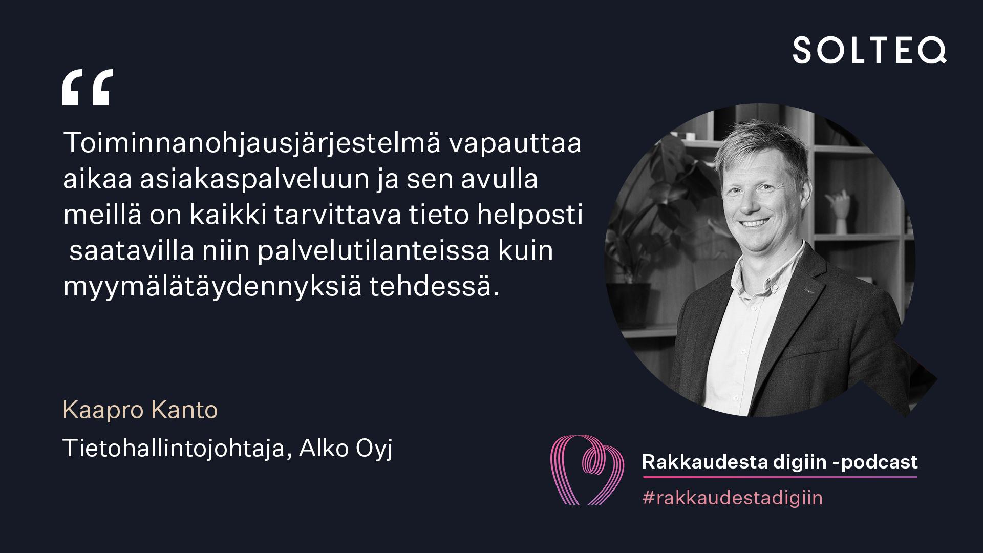 Quote Kaapro Kanto