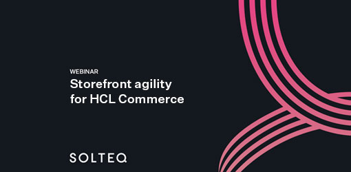 HCL Commerce webinar