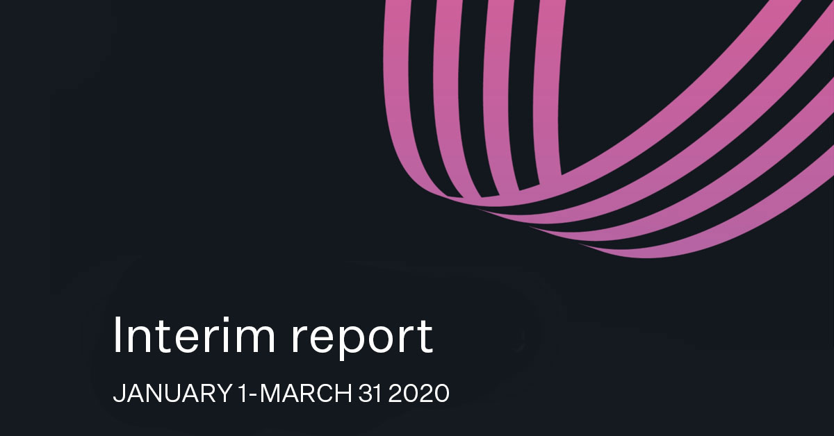 Solteq News - Interim Report cover