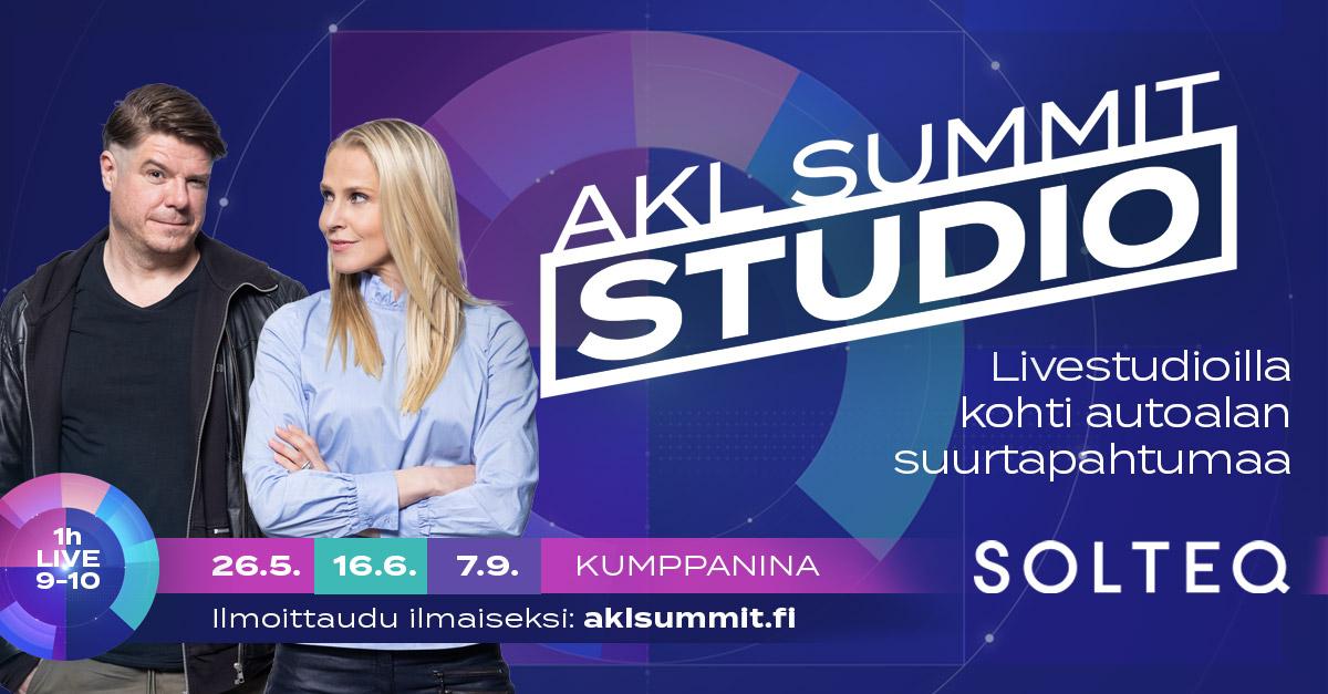 AKL Summit - Studio