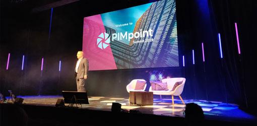 Solteq blog - PIMpoint Summit 2019 esiintymislava