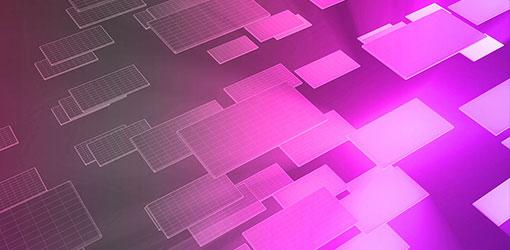 Suorakulmioita 3D-tilassa limittäin kuvaamassa integraatioita