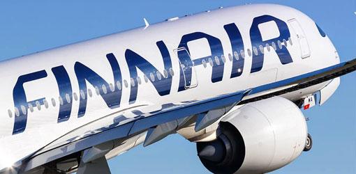 Finnair-fly stigende