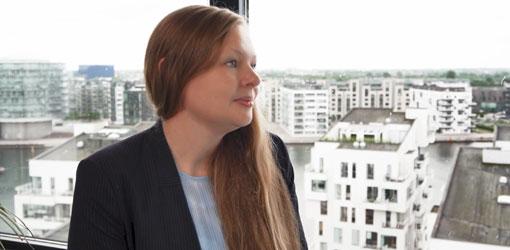 Silke Wysdorph Cronberg