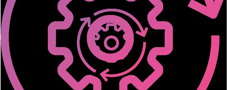 Liiketoimintajärjestelmät ikoni