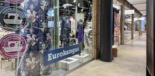 Eurokankaan liiketila