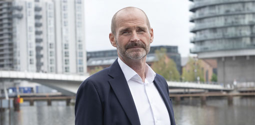 Solteq Danmark Administrerende Direktør Jesper Boye