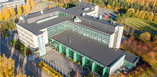 Solteq Office in Oulu