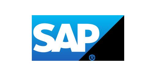 SAP logo - Solteq partner
