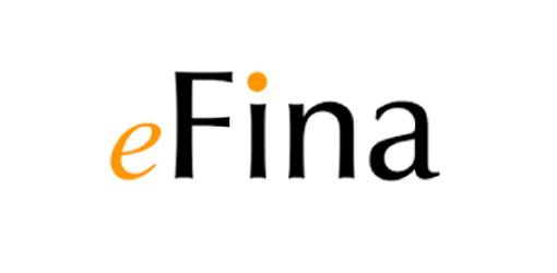 eFina logo