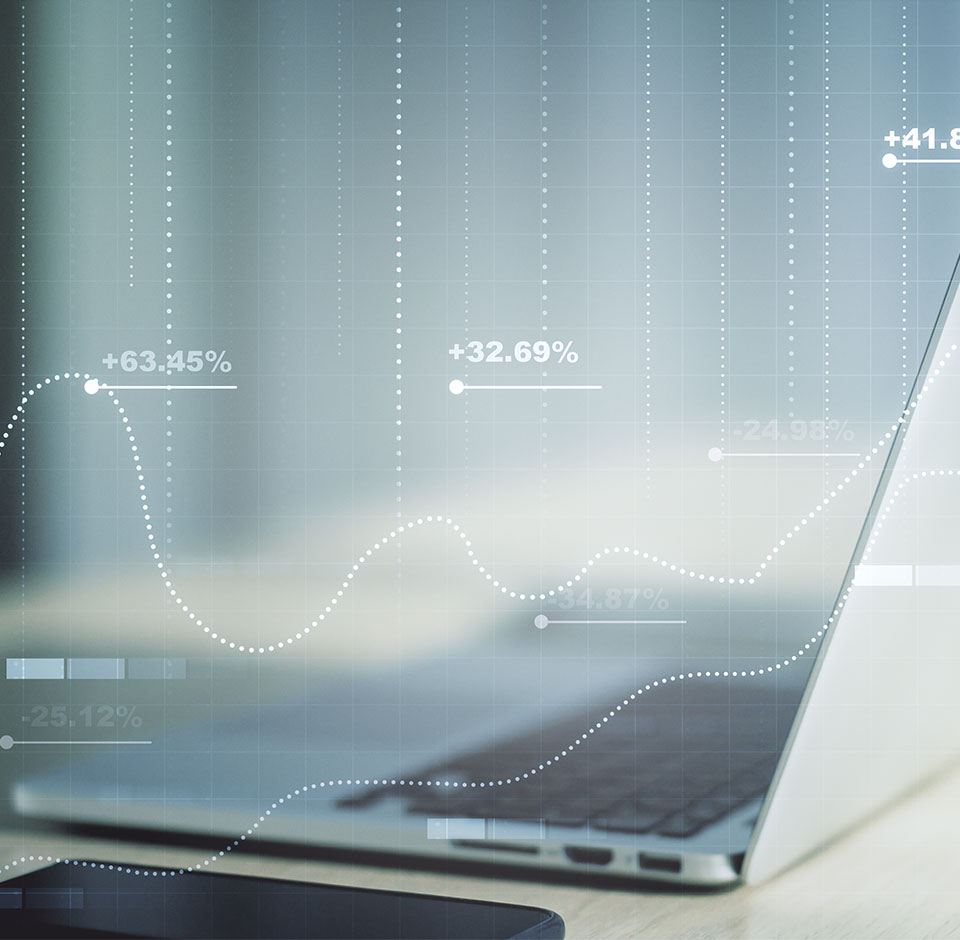 Energy consumption graphs and laptop