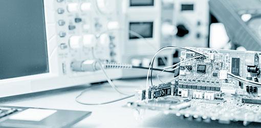 Robotics - Robot circuit board testing