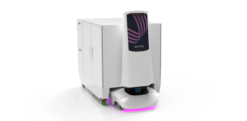 Solteq Indoor Logistics Robot L